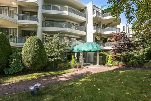 1785 Martin Drive #301, Surrey, BC V4A 9T5 (#R2620184) :: Macdonald Realty