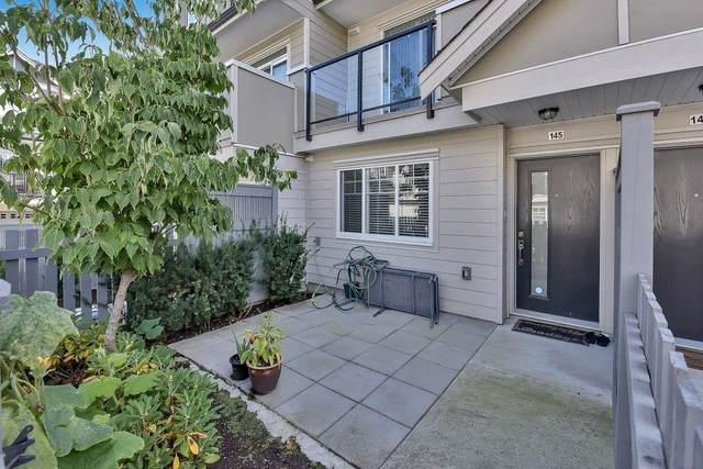 13898 64 Avenue #145, Surrey, BC V3W 1L6 (#R2620212) :: RE/MAX City Realty