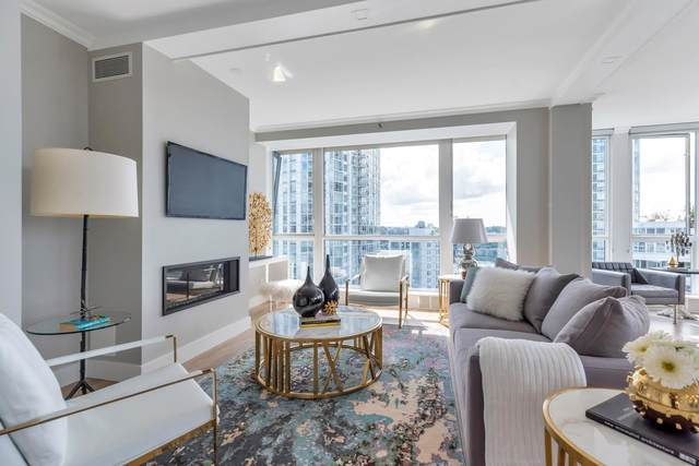 1177 Pacific Boulevard Ph1501, Vancouver, BC V6Z 2R8 (#R2620237) :: RE/MAX City Realty