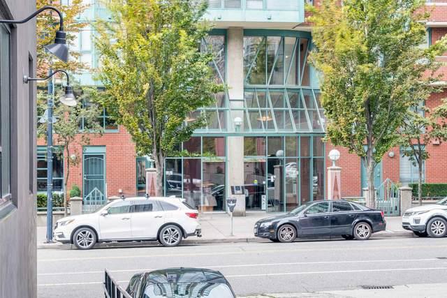 939 Homer Street #1603, Vancouver, BC V6B 2W6 (#R2620310) :: RE/MAX City Realty