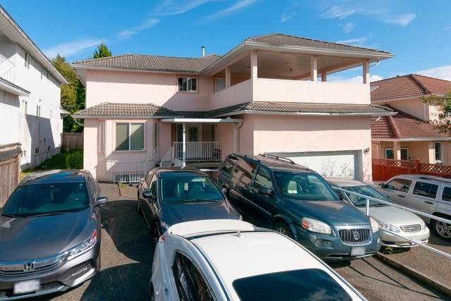 8213 152 Street, Surrey, BC V3S 3M6 (#R2620325) :: Macdonald Realty