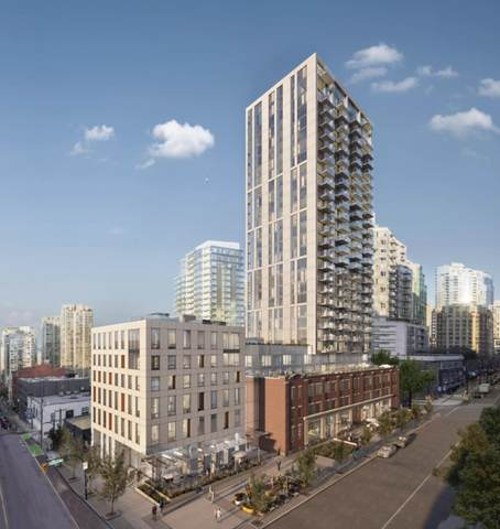 828 Cambie Street #2107, Vancouver, BC V0V 0V0 (#R2620327) :: RE/MAX City Realty