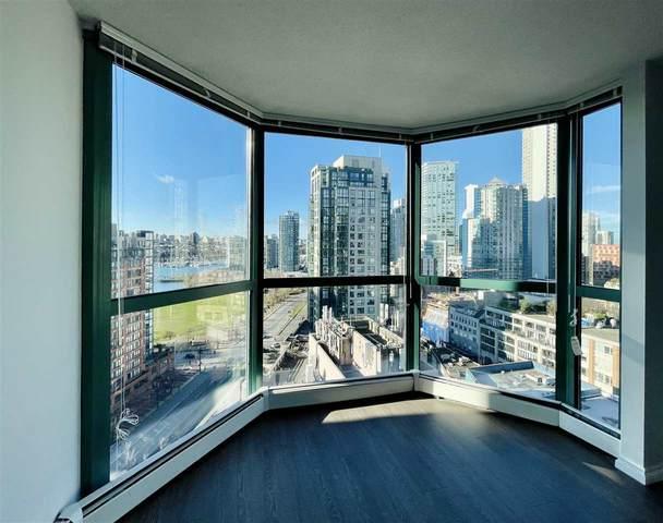 212 Davie Street #1705, Vancouver, BC V6B 5Z4 (#R2620392) :: RE/MAX City Realty