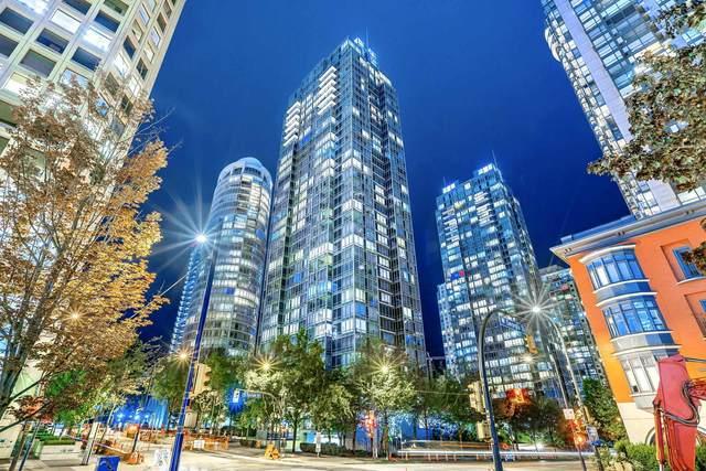 1200 W Georgia Street #3303, Vancouver, BC V6E 4R2 (#R2620450) :: RE/MAX City Realty