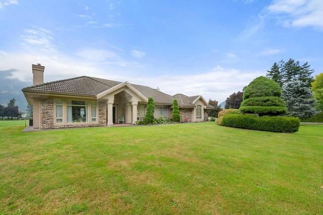 58361 Laidlaw Road, Laidlaw, BC V0X 1L2 (#R2620463) :: 604 Home Group