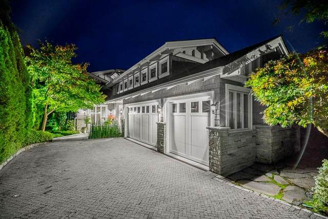 4382 Ross Crescent, West Vancouver, BC V7W 1B2 (#R2620495) :: 604 Home Group