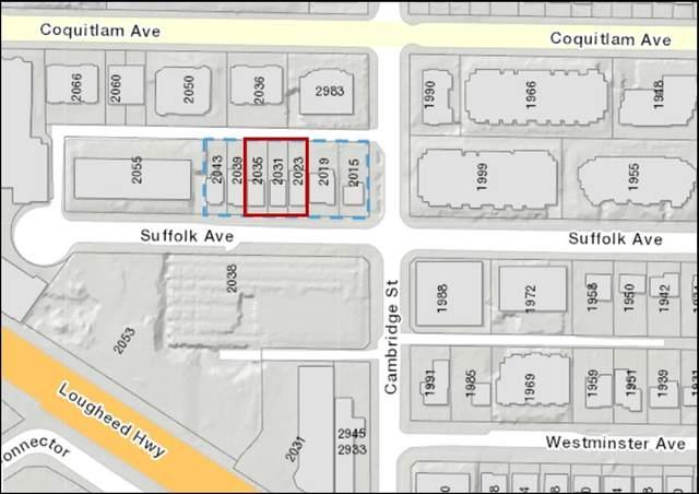 2035 Suffolk Avenue, Port Coquitlam, BC V3B 1H4 (#R2620530) :: Ben D'Ovidio Personal Real Estate Corporation   Sutton Centre Realty
