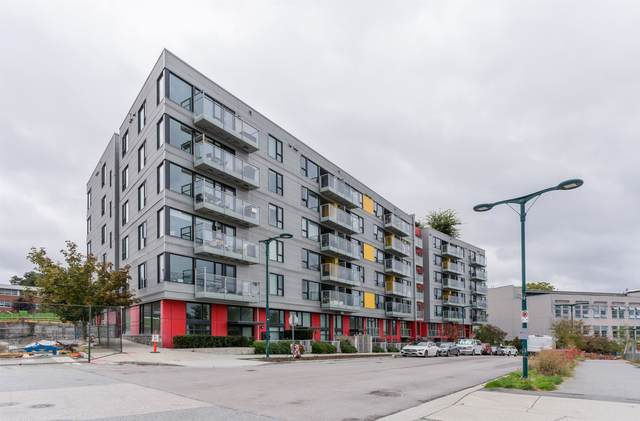 384 E 1ST Avenue #704, Vancouver, BC V5T 0G5 (#R2620551) :: 604 Home Group