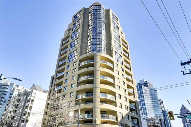 789 Drake Street #1205, Vancouver, BC V6Z 2N7 (#R2620644) :: RE/MAX City Realty