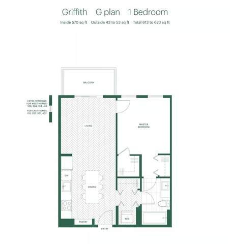 13929 105A Avenue #420, Surrey, BC V3B 2T6 (#R2620661) :: RE/MAX City Realty