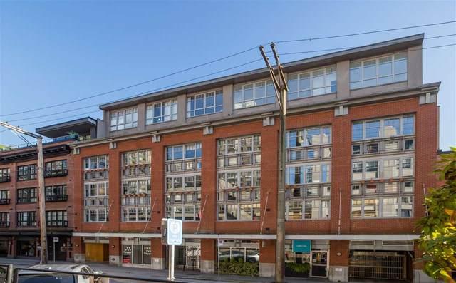 1072 Hamilton Street #401, Vancouver, BC V6B 2R9 (#R2620695) :: RE/MAX City Realty