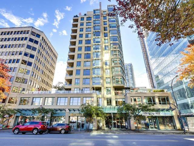 1238 Burrard Street #1304, Vancouver, BC V6Z 3E1 (#R2620701) :: MC Real Estate Group