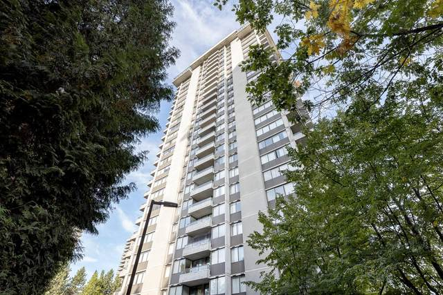 3970 Carrigan Court #1903, Burnaby, BC V3N 4S5 (#R2620746) :: MC Real Estate Group