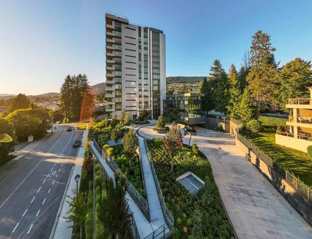 2289 Bellevue Avenue Th2, Vancouver, BC V7V 1C5 (#R2620748) :: RE/MAX City Realty