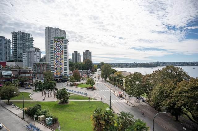 1861 Beach Avenue #6, Vancouver, BC V6G 1Z1 (#R2620752) :: RE/MAX City Realty