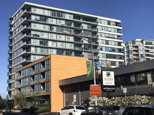 7117 Elmbridge Way #910, Richmond, BC V6X 0J2 (#R2620767) :: MC Real Estate Group