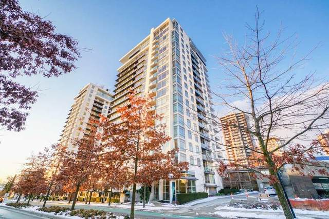 158 W 13TH Street #702, North Vancouver, BC V7M 0A7 (#R2620782) :: RE/MAX City Realty
