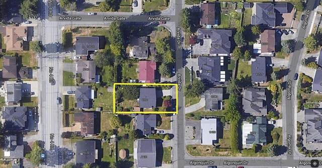 9391 Arvida Drive, Richmond, BC V7A 3P5 (#R2620799) :: MC Real Estate Group