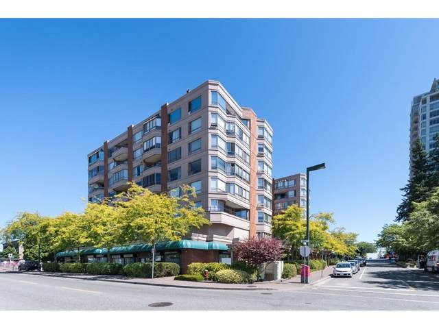 15111 Russell Avenue #812, White Rock, BC V4B 2P4 (#R2620800) :: RE/MAX City Realty
