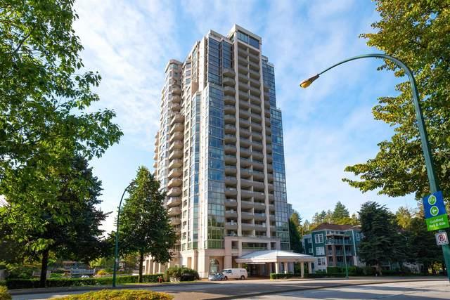 3070 Guildford Way #2201, Coquitlam, BC V3B 7R8 (#R2620808) :: MC Real Estate Group
