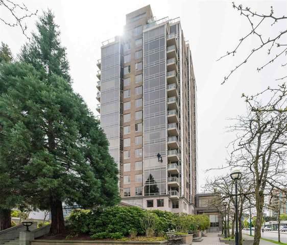 1590 W 8TH Avenue #502, Vancouver, BC V6J 4R8 (#R2620811) :: MC Real Estate Group