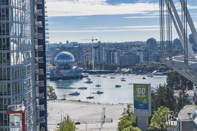 161 W Georgia Street #1805, Vancouver, BC V6B 0K9 (#R2620825) :: MC Real Estate Group