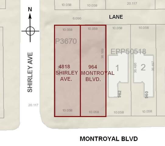 4818 Shirley Avenue, North Vancouver, BC V7R 3W4 (#R2620840) :: MC Real Estate Group
