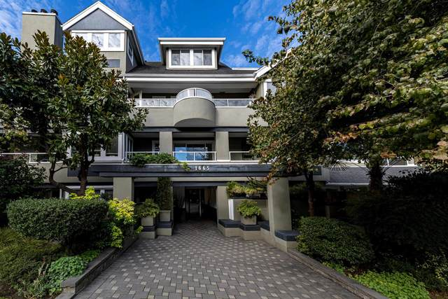 1665 Arbutus Street #201, Vancouver, BC V6J 3X3 (#R2620852) :: MC Real Estate Group