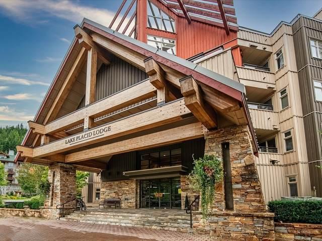 2050 Lake Placid Road #109, Whistler, BC V0N 0A0 (#R2620932) :: RE/MAX City Realty