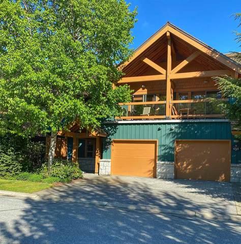 4743D Settebello Drive, Whistler, BC V8E 0Z4 (#R2620946) :: RE/MAX City Realty