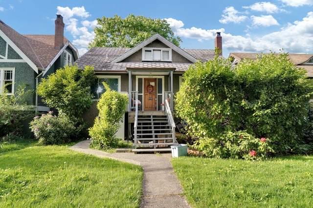 3159 W 14TH Avenue, Vancouver, BC V6K 2X9 (#R2620952) :: MC Real Estate Group
