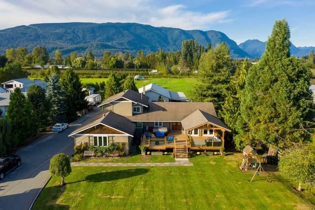 18949 Mcquarrie Road, Pitt Meadows, BC V3Y 1Z1 (#R2620958) :: Initia Real Estate