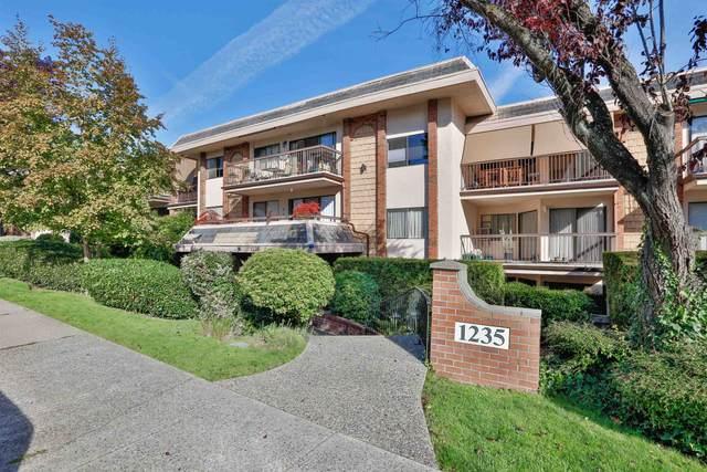 1235 W 15TH Avenue #215, Vancouver, BC V6H 1S1 (#R2620971) :: Initia Real Estate