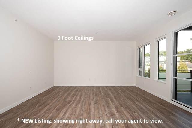 3163 Riverwalk Avenue #419, Vancouver, BC V5S 0A8 (#R2620981) :: Initia Real Estate