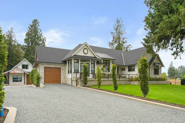 10083 Chapman Road, Rosedale, BC V0X 1X2 (#R2621307) :: 604 Home Group