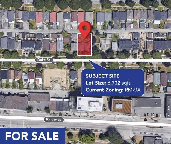 2683 Duke Street, Vancouver, BC V5R 4S8 (#R2621359) :: Ben D'Ovidio Personal Real Estate Corporation   Sutton Centre Realty