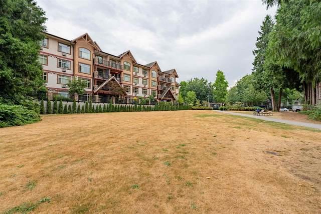 12525 190A Street #205, Pitt Meadows, BC V3Y 0E1 (#R2621740) :: Ben D'Ovidio Personal Real Estate Corporation   Sutton Centre Realty