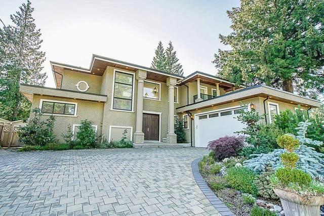 1987 Berkley Avenue, North Vancouver, BC V7H 1Z4 (#R2621781) :: Initia Real Estate