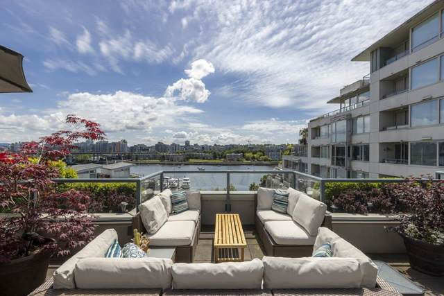 1288 Marinaside Crescent #711, Vancouver, BC V6Z 2W5 (#R2621787) :: MC Real Estate Group