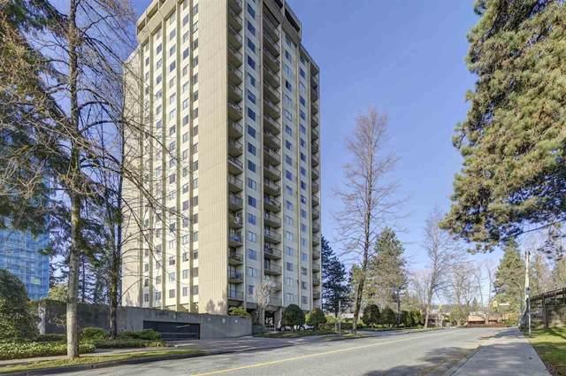 9595 Erickson Drive #601, Burnaby, BC V3J 7N9 (#R2622116) :: 604 Realty Group