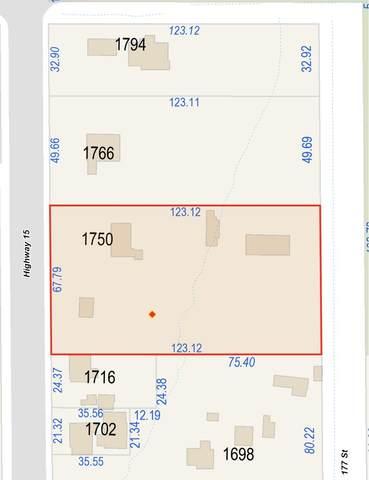 1750 176 Street, Surrey, BC V3Z 9W3 (#R2622137) :: 604 Home Group