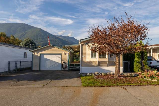 41168 Lougheed Highway #89, Mission, BC V0M 1B0 (#R2622174) :: 604 Home Group