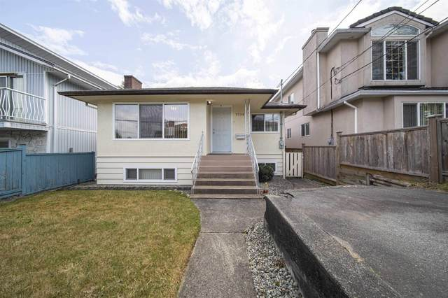 8288 12TH Avenue, Burnaby, BC V3N 2L4 (#R2622265) :: Ben D'Ovidio Personal Real Estate Corporation   Sutton Centre Realty