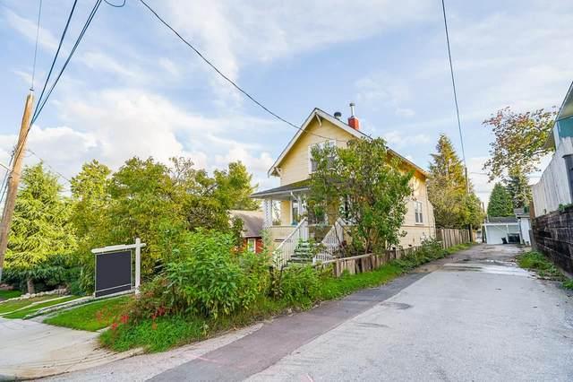 340 Cedar Street, New Westminster, BC V3L 3P1 (#R2622275) :: 604 Home Group