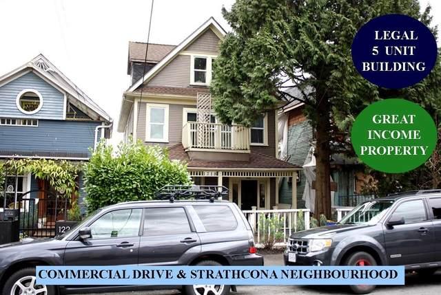 1218 E Georgia Street, Vancouver, BC V6A 2B1 (#R2622521) :: 604 Home Group