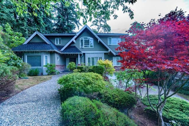 2915 Tower Hill Crescent, West Vancouver, BC V7V 4W6 (#R2622647) :: 604 Home Group
