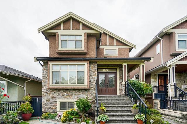 7227 Dumfries Street, Vancouver, BC V5P 3C3 (#R2622774) :: 604 Home Group