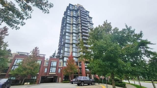 15 E Royal Avenue #601, New Westminster, BC V3L 0A9 (#R2622824) :: 604 Home Group