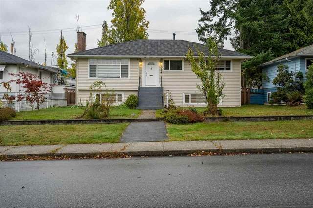 7654 Endersby Street, Burnaby, BC V3N 3Y9 (#R2622941) :: Ben D'Ovidio Personal Real Estate Corporation   Sutton Centre Realty