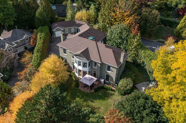 2923 Tower Hill Crescent, West Vancouver, BC V7V 4W6 (#R2623012) :: 604 Home Group